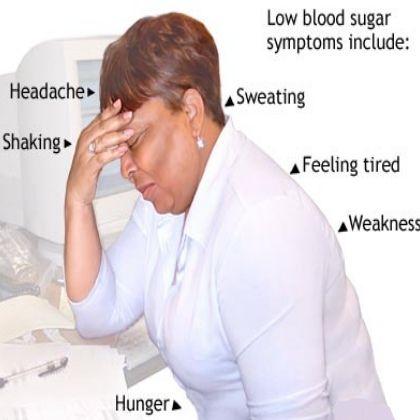 Adult onset diabetes symptoms