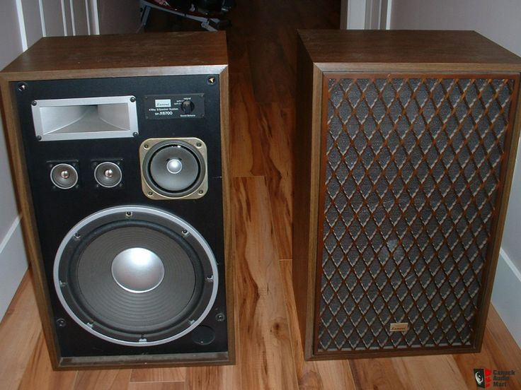 Vintage 70s Sansui Spx6700 Speakers I Had A Pair Of These
