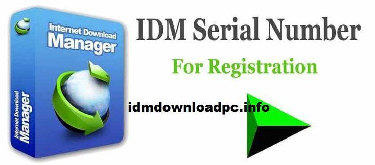 IDM Serial Number 2018 + License Key Win + Mac Version ...