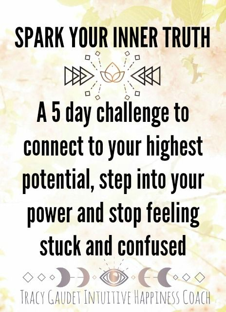 A 5 day challenge to connect to your highest potential, step into your power and stop feeling stuck and confused. Energy work, guided meditation, personal growth, authentic self.