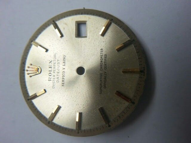Rolex datejust dial syL