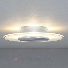 Perfect gevormde LED-plafondlamp Lena, dimbaar veilig & makkelijk online bestellen op lampen24.nl
