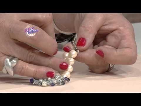 Mónica de Grau - Bienvenidas en HD - Enseña a hacer un collar con 5 clas...