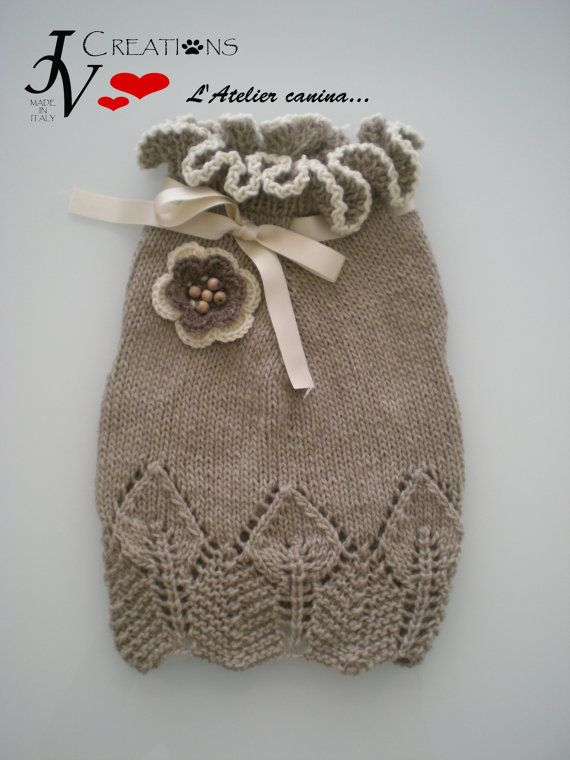 Sweater for dogs Cashmere