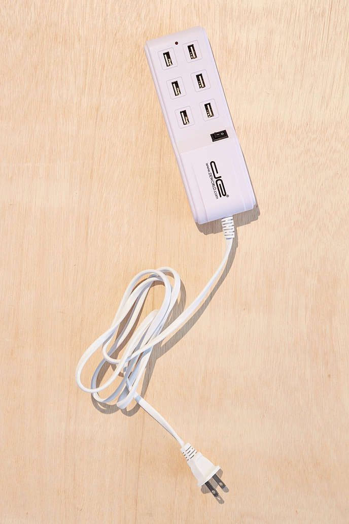 USB Surge Protector - Urban Outfitters