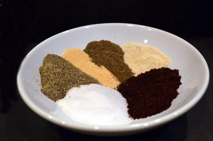 Prime Rib Seasoning | Plaid and Paleo