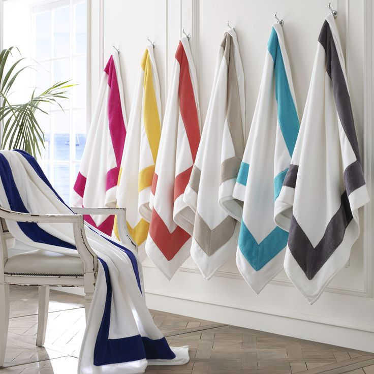 Egyptian Cotton Designer Beach Towels & 12 best Luxury Towels in India from Indulgeville images on ...