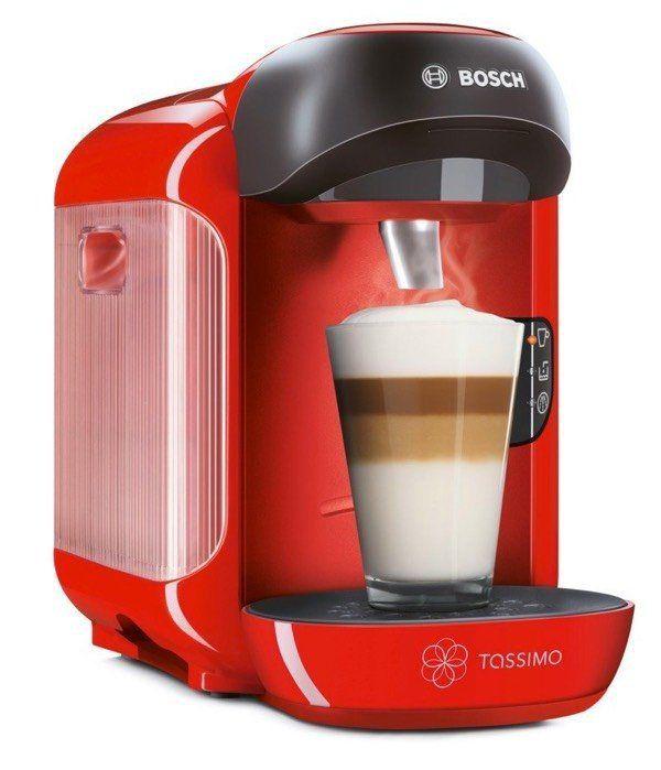 Las mejores cafeteras espresso automáticas de 2015: Bosch Tassimo Vivy