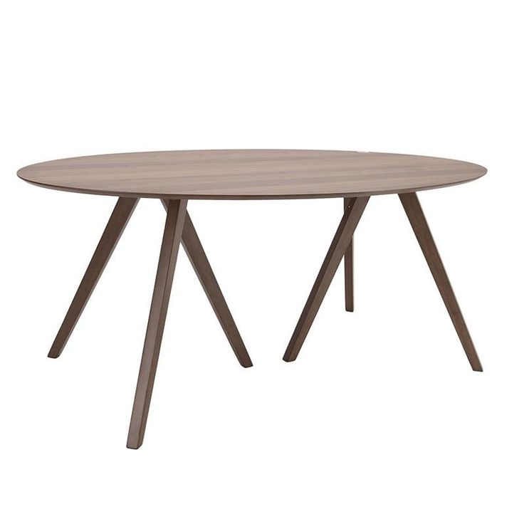 WOODEN TABLE IN BROWN COLOR 180X110X75 - Dinner Tables - FURNITURE