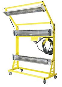 Infratech 14-1100 S9000 - P1 Med Wave System