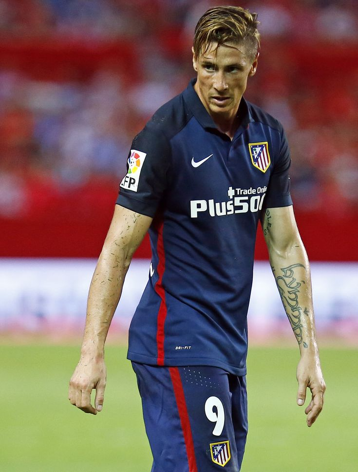 @Torres #9ine @atletico