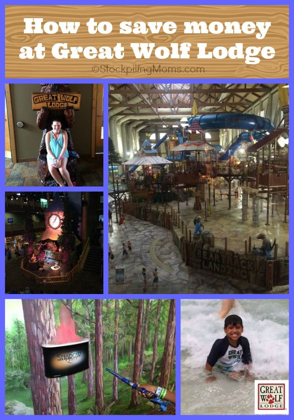 How to save money at Great Wolf Lodge and our full review of why we think it is worth the expense.