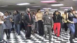 Wobble Line Dance, via YouTube.