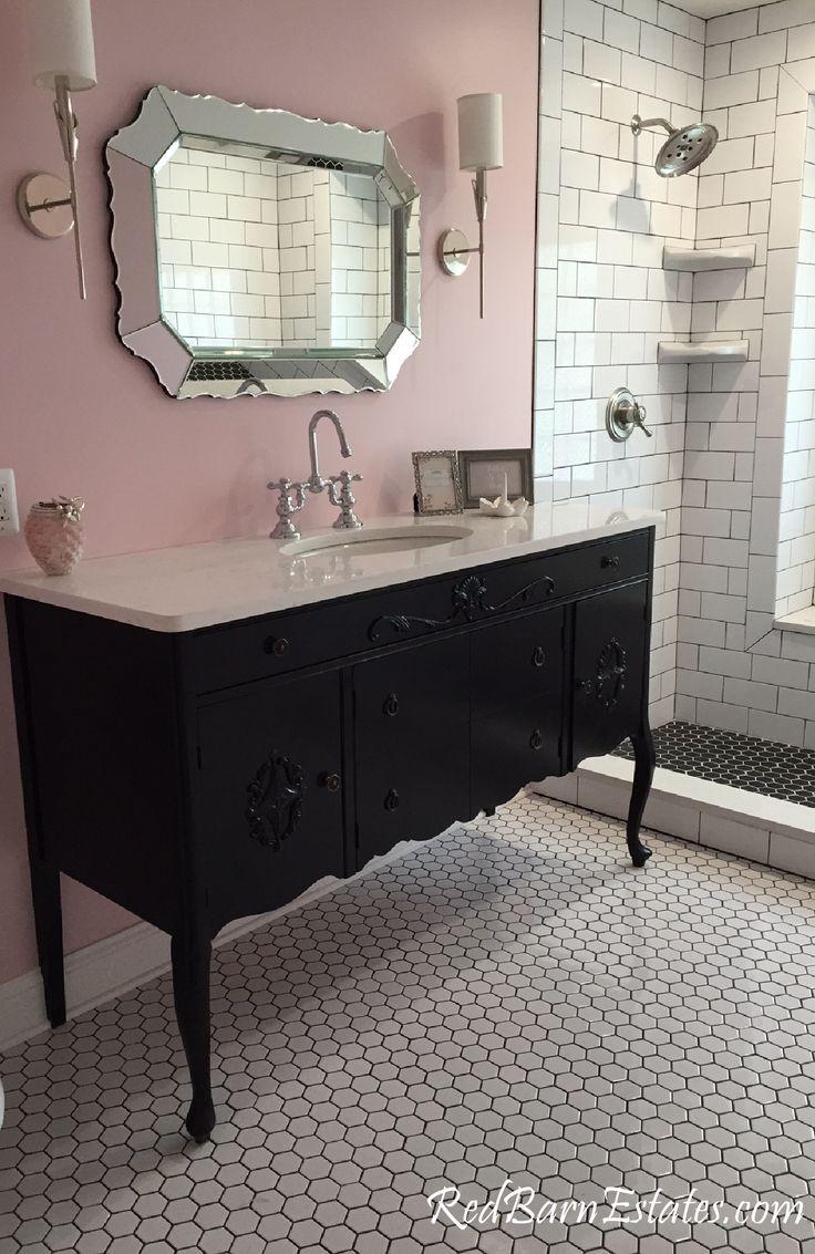 Kleines badezimmer dekor diy die  besten bilder zu vanity auf pinterest  provencestil