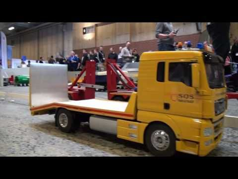 Rc Truck (Meeting in MCH Herning 2017 part 3)
