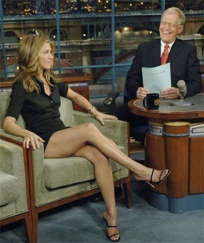 How to get Jennifer Aniston's legs with this workout!
