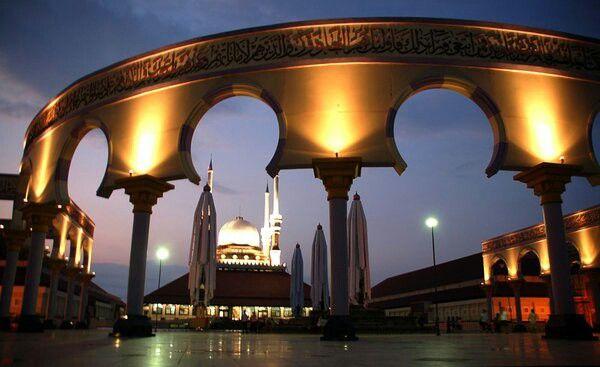 Great Mosque, Semarang, Indonesia