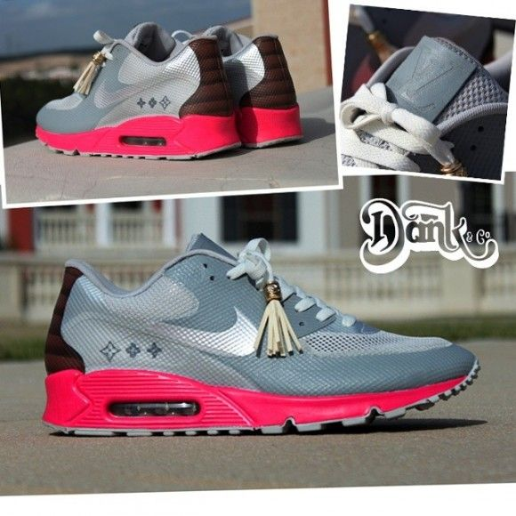 Nike Air Max 90 Triples Bonbons Blancs