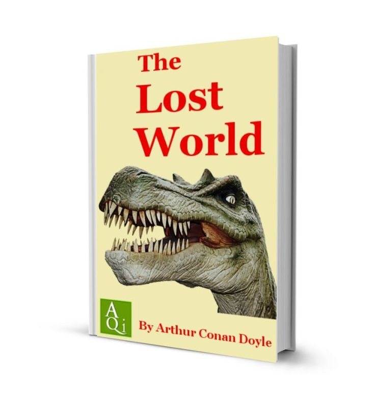 The Lost World, by Arthur Conan Doyle: eBook