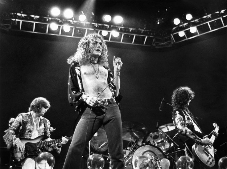 A DAY IN MUSIC HISTORY -   Jan. 6, 1975: a crowd of 2,000-plus lined up outside Boston Garden to buy tickets to the rock band Led Zeppelin. Some in the crowd then broke in to the near-empty arena, and caused thousands of dollars in damage.
