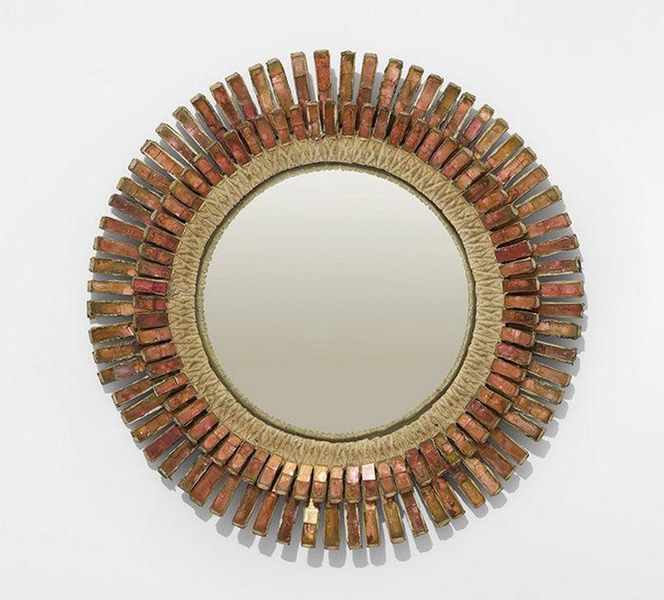 19 best line vautrin images on pinterest mirror mirror for Miroir line vautrin