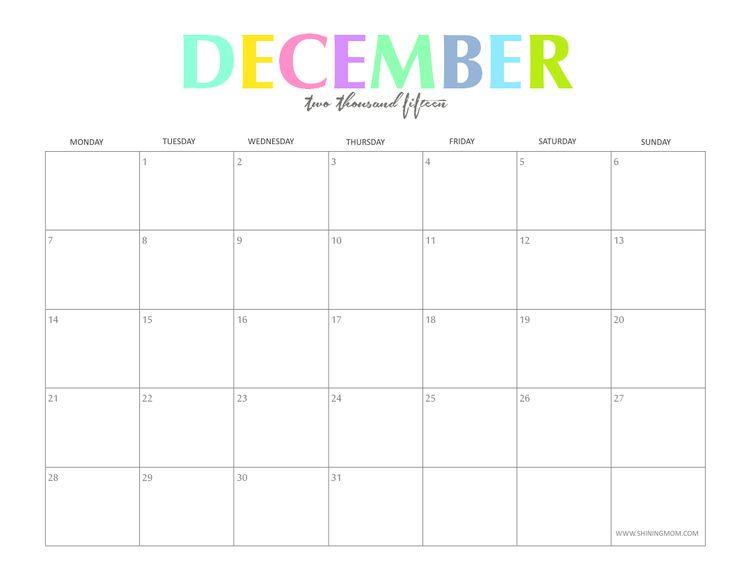 December-2015-calendar-free.png (1056×816)