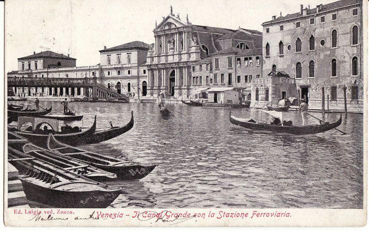 Stazione di Venezia Santa Lucia