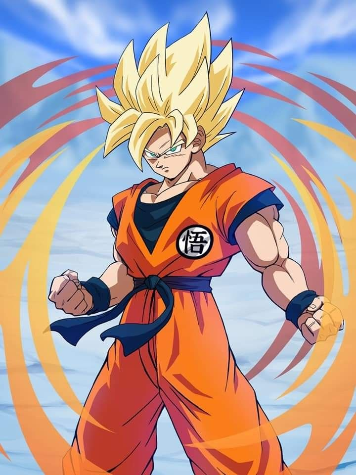 Dragon ball super move Brody | Vl | Dragon ball gt, Goku y