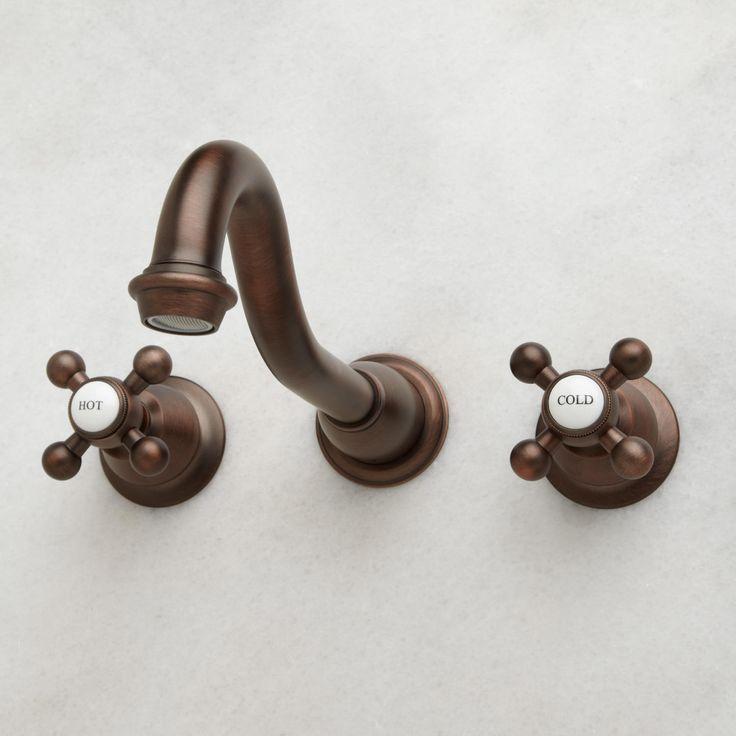 Best 25+ Wall mount bathroom faucet ideas on Pinterest | Wall ...