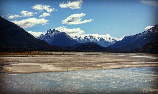 The views of Isengard #roadtrip #glenorchy #adventures #queenstownholidays #newzealandnatural #newzealand #mountains #lotr