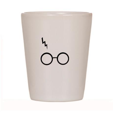 Harry Potter Shot Glass