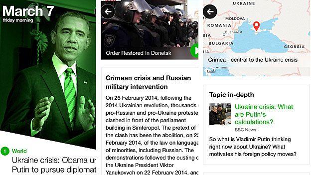 ¿Tienen futuro las apps de noticias? http://bbc.in/1iiZNUr  Para quienes usan o han usado Flipboard, Yahoo! News Digest, o Facebook Paper. Aquí les dejo mi análisis de esta semana en ¿Un Mundo Feliz? de BBC Mundo