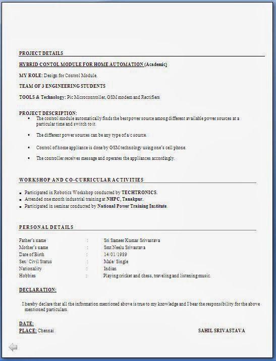 resume mechanical engineer fresher pdf resume mechanical engineer