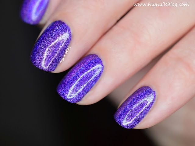 My nails blog: Born Pretty H003 Temptation Wait - swatch + zdobienie