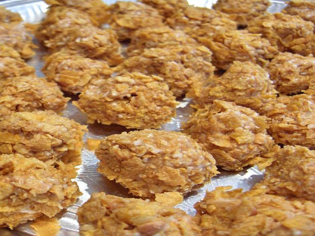 Peanut Butter Nuggets | Recipe