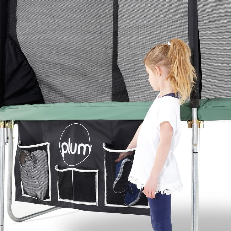 Plum has a range of Trampoline Accessories to kit out your trampoline. From Trampoline Ladders and Covers to Anchor Kits for fixing your trampoline to the ground, Plum's accessories will help to provide safety and stability to your trampoline.