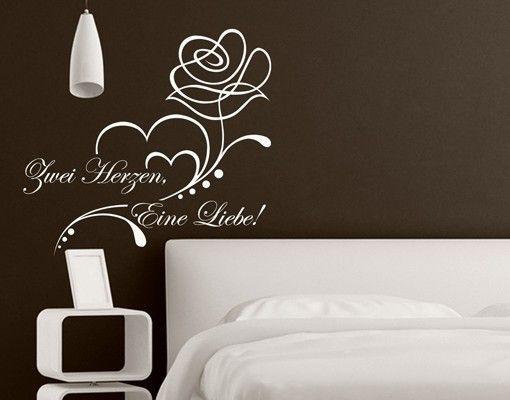 20 best Hochzeit Love \ Marriage images on Pinterest Couples - wandtattoos spr che k che