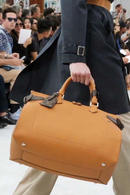 Louis Vuitton Men Spring Summer 2015: THE BAGS |In LVoe with Louis Vuitton