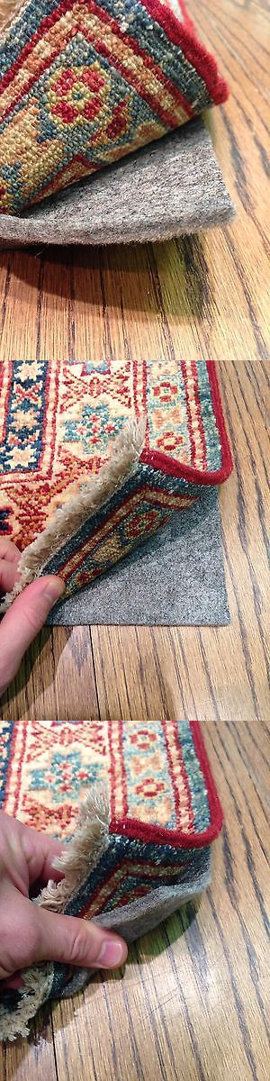 Rug Pads and Accessories 36956: 10 X14 Full 1 4 Thick Shaw Recycled Felt Rug Pad For Hard Floors -> BUY IT NOW ONLY: $90.24 on eBay!