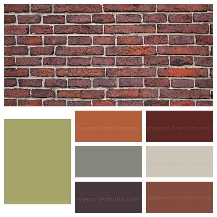 21 best exterior colour schemes images on Pinterest   Colors ...