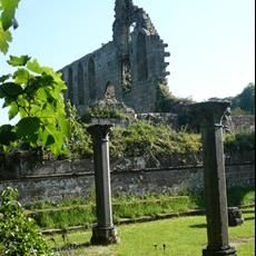 Jervaulx Abbey | History | History Gallery