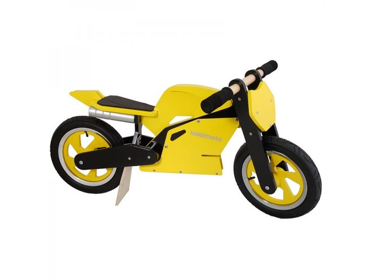 Kiddimoto, Superbike - rumeno-črn