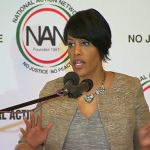 Baltimore Mayor: 'If three black women at three levels can't get justice,' where will we get it? May 1, 2015 by Carmine Sabia    Baltimore Mayor Stephanie Rawlings-Blake is starting to sound less like a mayor seeking true justice and more like Al Sharpton.
