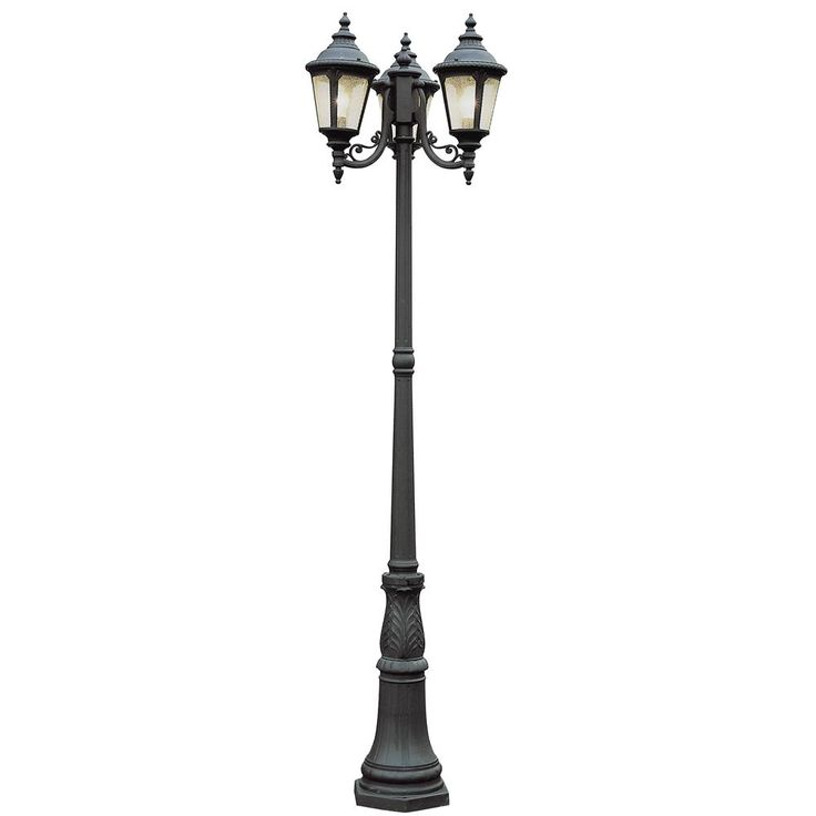 home white bay lighting hampton outdoor lights depot light the b lamp compressed n post head