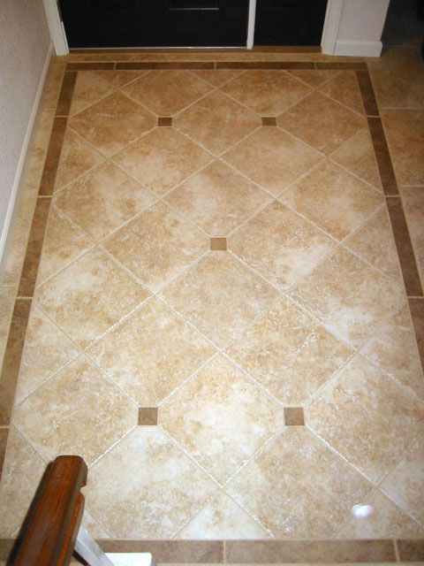 1000 ideas about tile entryway on pinterest tile for Tiled foyer entrance