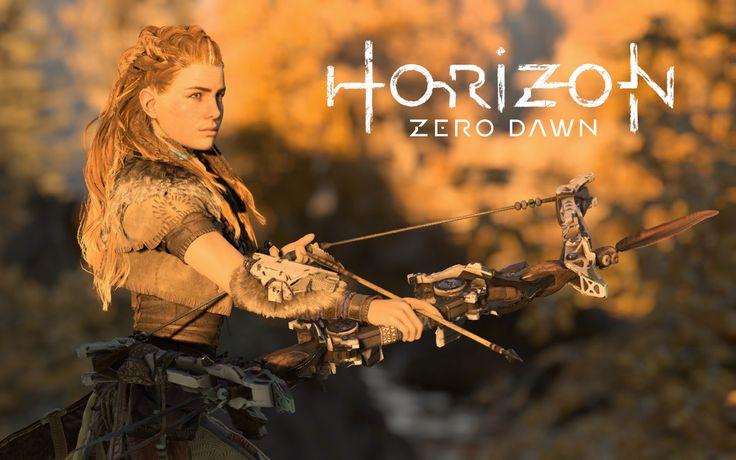 Horizon Zero Dawn Gameplay Wallpaper