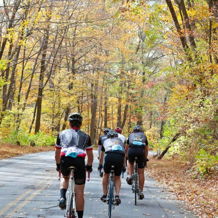 Travelers Rest Cyclist Routes - We Found the South's Best Fall Color…