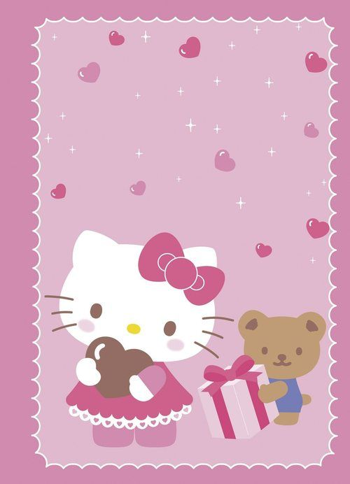 Hello kitty hello kitty and friends pinterest for Hello kitty schlafzimmer