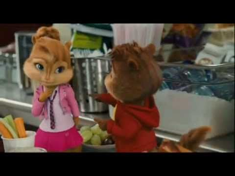 Chipettes - I Knew You Were Trouble