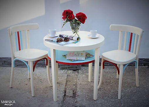 Tre Colori - stolička